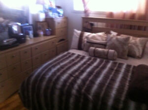 PRIVATE & FURNISHED ROOM FOR RENT
