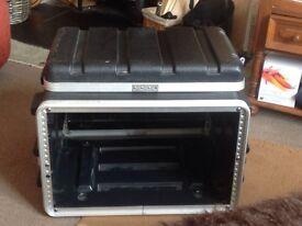 Westfield 4U Power amp rack