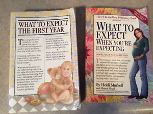 Expecting and First year books