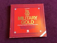 Military Gold box set LP Collection