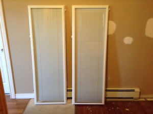 ADD-ON WINDOW BLINDS FOR DOORS
