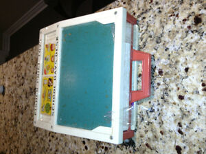 Vintage Fisher Price learning desktop for sale London Ontario image 1