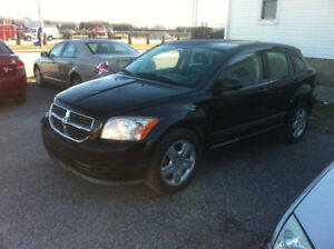 DODGE CALIBER  $ 4500+ hst safety 519 5641649
