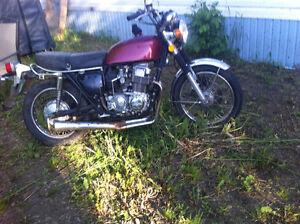 Must Sell Vintage Honda