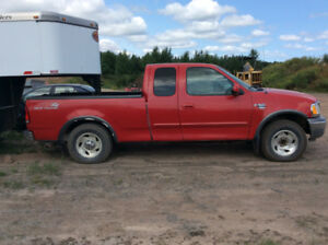 2003 F 150 5.4L, 4WD, Alberta truck, no rust, super condition