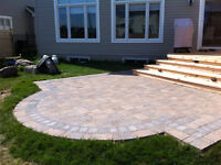 The best stone team, call us now stone patio and driveways
