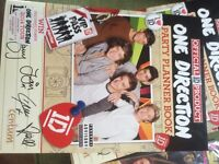 One direction / Frozen brand new books