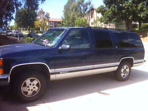 1994 Chevrolet Suburban 1500 SUV -very reliable, indestructible!
