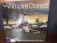 ►►►► THE VAMPIRE DIARIES (CW TV SHOW) BOARD GAME ◄◄◄◄