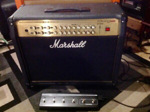 Sell/Trade, MARSHALL VALVESTATE AVT 275 w Footswitch