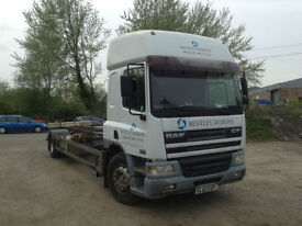 DAF FA CF65.250 4X2 SLEEPER