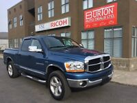 Priced to sell  2006 Dodge 4x4 SLT Pickup Truck