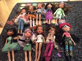 Bratz Doll collection