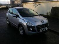Peugeot 3008 Crossover 1.6HDi ( 112bhp ) Active