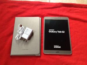 "Samsung Galaxy tab S2 Gold - 8 "" - 32 GB - Almost new"