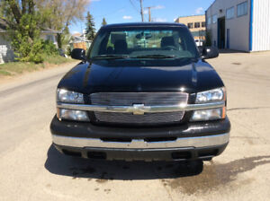 2003 Silverado Shortbox Stepside Truck For Sale