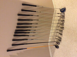 Nike Golf club set RH Senior -9 clubs