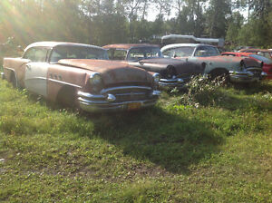 1955 BUICK SPECIAL 2 DR HTP