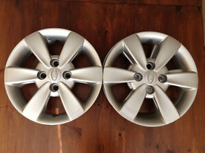 4 Hubcaps Wheel Covers