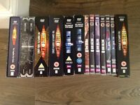 Dr Who DVD's