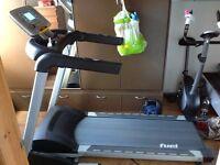 Fuel 4.0 Folding Treadmill