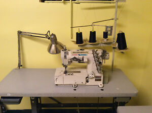 Sewing machines worth $5000 sell for $2100 or best offer