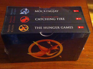 The Hunger Games Trilogy - Still Shrink-Wrapped