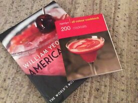 Two Cocktails recipe books