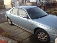 Rover75 classic