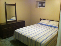 South St. Vital, Normand Park Furnished room for rent