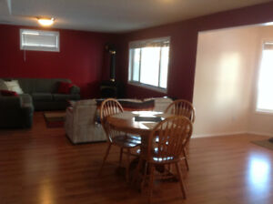 2 BDRM WALK OUT BASEMENT SUITE IN FOUNTAIN CREEK