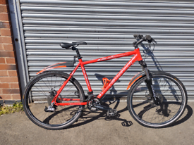 Careera vulcan bike