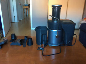 Breville Juice Fountain / professional juice extractor
