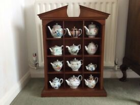 Teapots set of 12