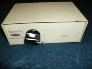 Gently Used Printer Switch / Perfect Working Condition / $8.00