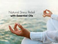Natural Stress Relief with Essential Oils Workshop