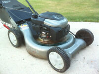 Learn How To Tuneup / Service Your Lawnmower Workshop
