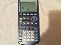 Calculatrice scientifique Texas instruments T1-83 plus