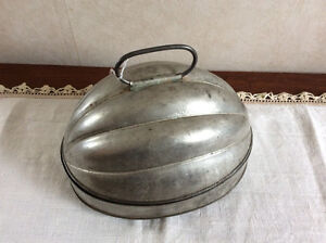 Antique Pudding Mold