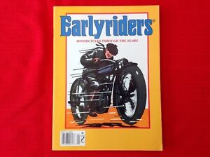 Earlyriders magazine from 1993 Motorcycle Through The Years
