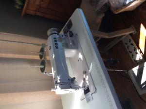 Kobe industrial sewing machine