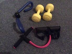 Fitness accesorizes