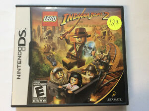 Lego Indiana Jones 2 pour ds