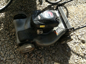 Great working condition Mastercraft gas Lawnmower for sale