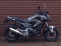 Honda NC750X NC 750 X ABS 2015. Only 4295miles. Nationwide Delivery Available.