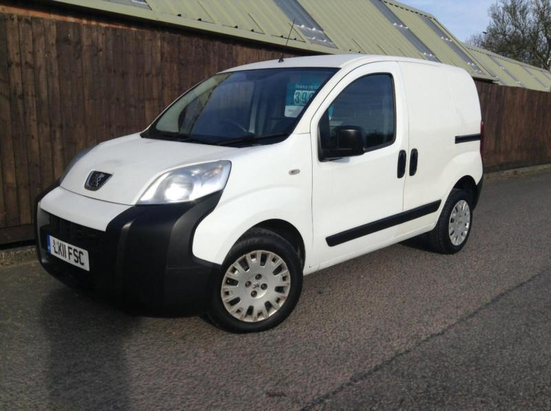 Peugeot Bipper 1.3HDi 75 ( s/s ) Professional....1 Owner....FSH...AIR-CON...