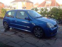 Renault Clio sport 182 85k