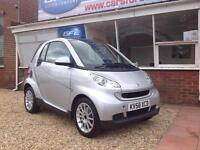 2008 58 Smart fortwo 1.0 84bhp Passion £30 Per year tax FINANCE AVAILABLE