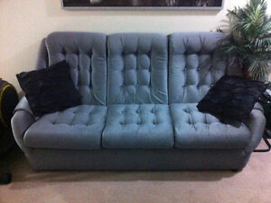 Sofa and chair set 300$ negotiable