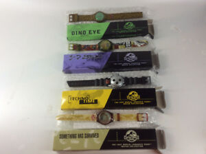 1997 The Lost World, Jurassic Park Watch Collection